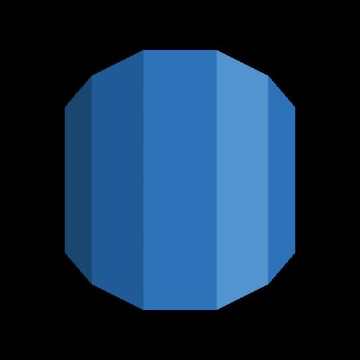 amazon, copy, database, rds icon