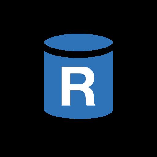 amazon, copy, database, instance, rds, read, replica icon
