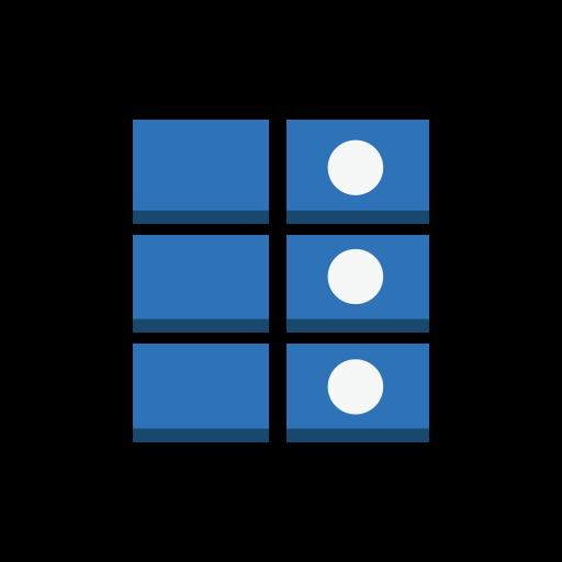copy, database, dynamodb, items icon