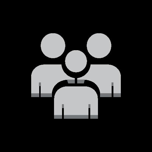 copy, non, service, specific, users icon