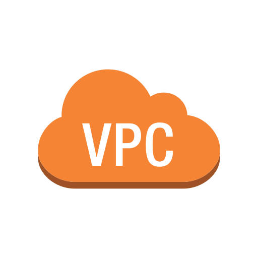 cloud, copy, non, private, service, specific, virtual icon