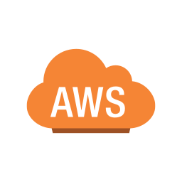 aws, cloud, copy, non, service, specific icon