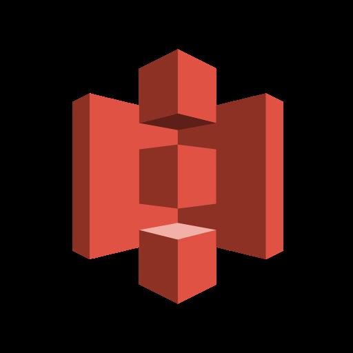 amazon, content, delivery, s3, storage icon
