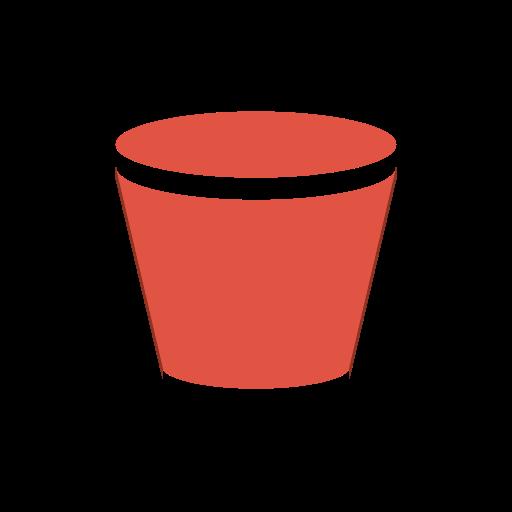 amazon, bucket, content, delivery, s3, storage icon