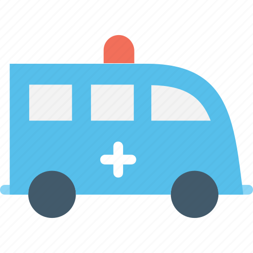 ambulance, emergency, emergency vehicle, patient transport, rescue icon