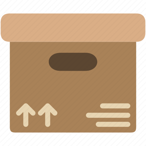 box, cargo, closedbox, delivery, logistics, package, products icon