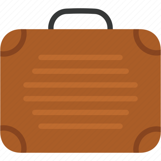 bag, briefcase, business, documents, job, office, paper icon
