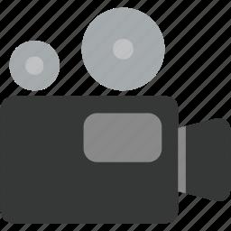 camcorder, camera, digital, film, movie, recording, video icon