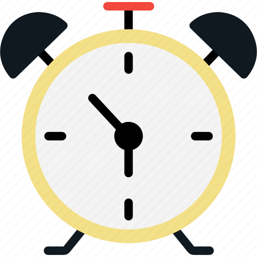 Clock, alarm, bell, ring, time, watch icon - Download on Iconfinder