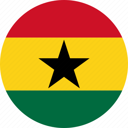 Ghana, country, flag icon - Download on Iconfinder
