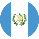guatemala, country, flag