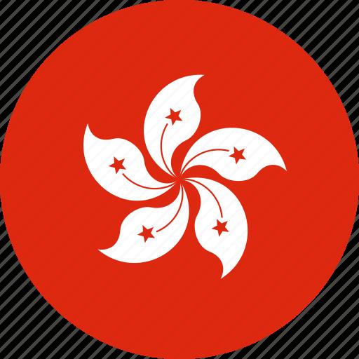 country, flag, hong kong, hongkong icon