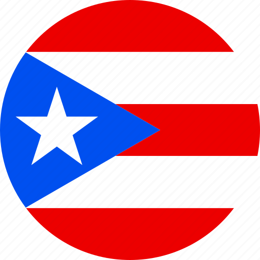 Puerto rico, flag icon - Download on Iconfinder