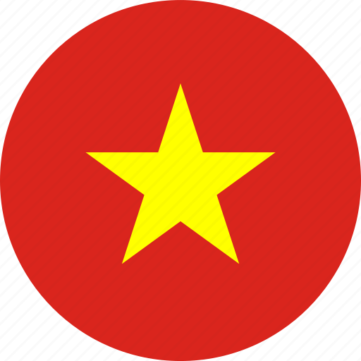 Vietnam, country, flag icon - Download on Iconfinder