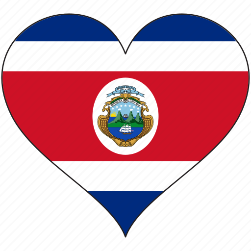 Image result for costa rican flag