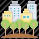 central, garden, municipal, park, public