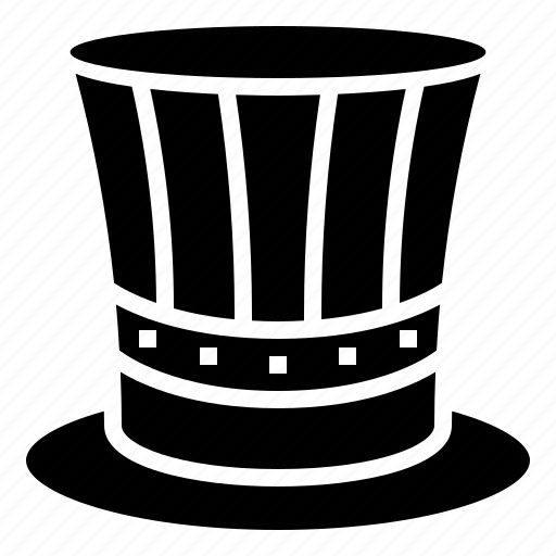 clown, costume, hat, joker, star icon