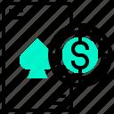 card, casino, gambling, games, money icon