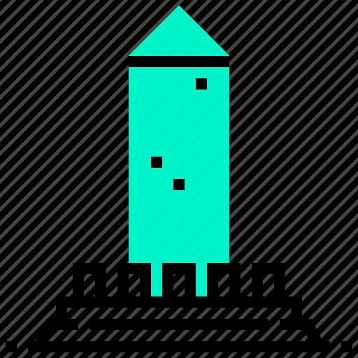 egyptian, monument, obelisk, tallest, washington icon