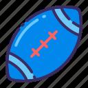 american, ball, football, football club, rugby, soccer, sport icon