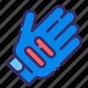 american, football, football club, glove, goalkeeper, soccer, sport icon