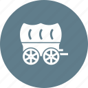 carriage, cart, cowboy, horse, west, wheel, wild