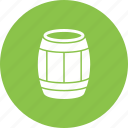 barrel, beer, rolling, west, western, wild, wooden icon