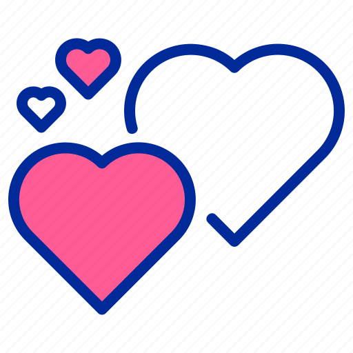 heart, love, valentines, wedding icon