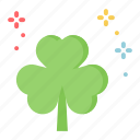 day, patrick, saint, shamrock icon