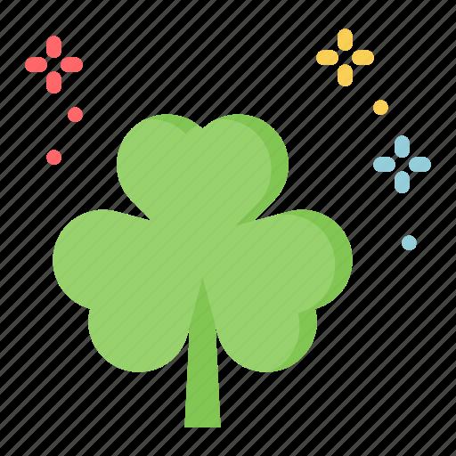 Day, patrick, saint, shamrock icon - Download on Iconfinder