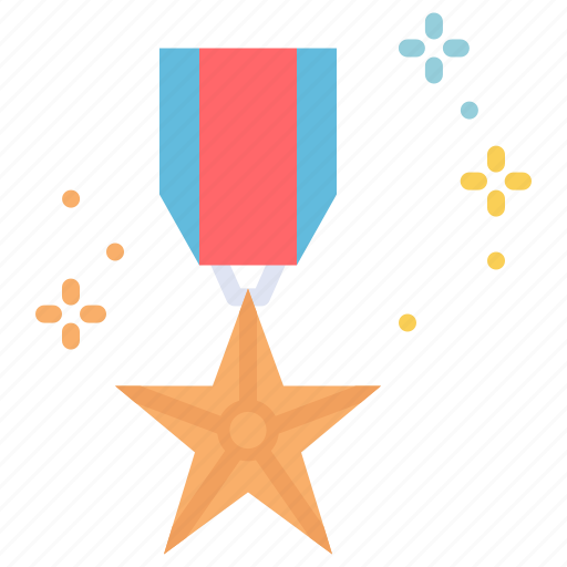 day, honor, medal, veteran icon