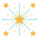 celebration, festival, firework, party, rocket icon