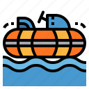 boats, theme, bumper, hobbies, parks icon
