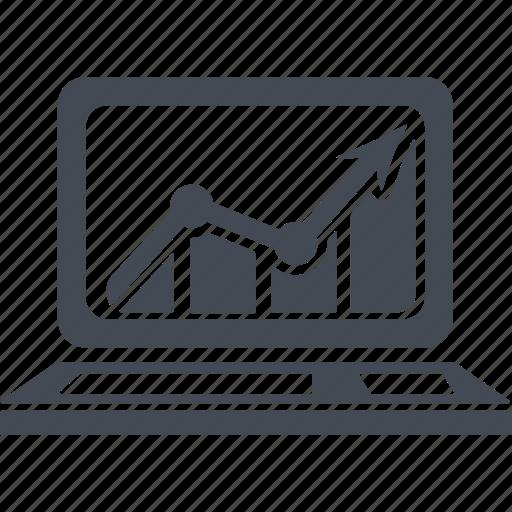 analysis, analytics, chart, diagram, graph, statistics icon