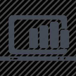 analysis, analytics, chart, graph, statics, statistics icon