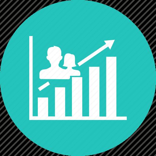 analysis, analytic, business, finance, graph, marketing, seo icon