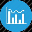 analysis, analytics, business, finance, graph, marketing, seo icon
