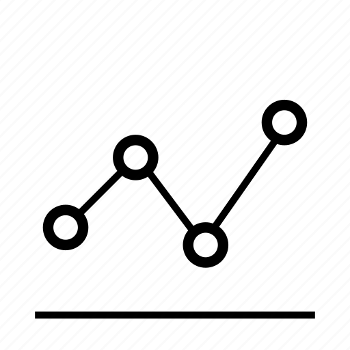 Chart, delination, diagram, graph, line, schema icon - Download on Iconfinder