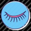 anatomy, eye, lashes, vision