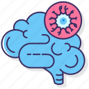 nervous, system icon