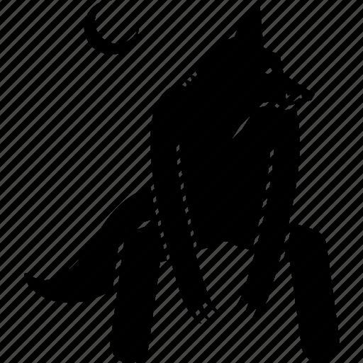 creature, monster, mythical, mythology, werewolf, werewolves icon