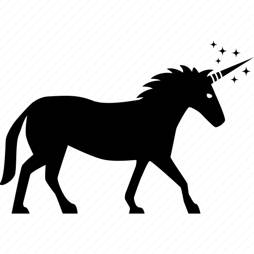 animal, greek, horse, mythical, mythology, unicorn icon