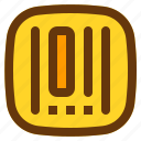 scanner, app, barcode, phone, aplication, android icon