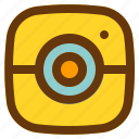android, aplication, app, camera, phone icon