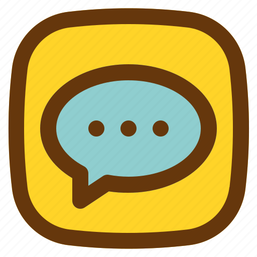 android, aplication, app, chat, phone icon