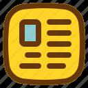 android, aplication, app, news, phone