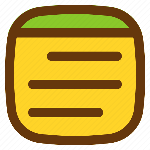 android, aplication, app, note, phone icon