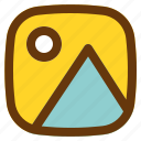 android, aplication, app, phone, picture icon