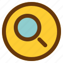 android, aplication, app, phone, search icon