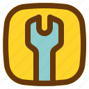 android, aplication, app, phone, toolbox icon
